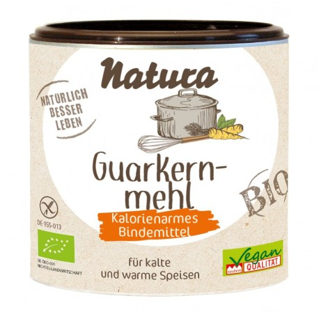 Bio Guarkernmehl - 110g - Natura
