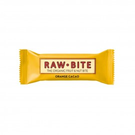 Barre crue protéines, Bio - 12x50g - Raw-Bite