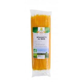 Spaghetti au maïs, Bio, sans gluten - 500 g - Moulin des Moines
