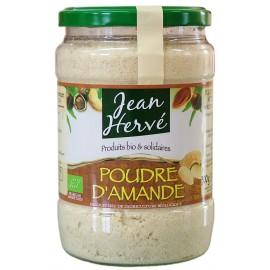 Poudre d'amandes blanches, Bio - 300g - Jean Hervé