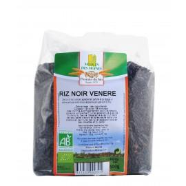 Riz noir vénéré, Bio - 500 g - Moulin des Moines