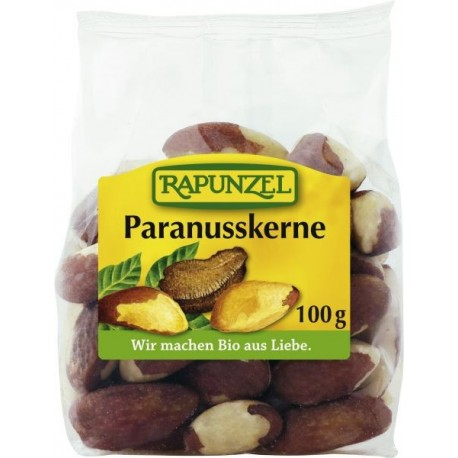 Bio Paranusskerne - 100g - Rapunzel