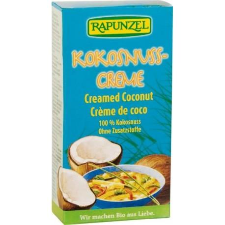 Crème de noix de coco Bio - 2x50g - Rapunzel