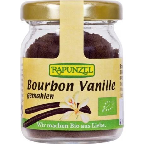Vanille Bourbon en poudre Bio - 15g - Rapunzel