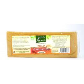 Pâte d'amande au sirop d'agave, Bio - 250g - Jean Hervé
