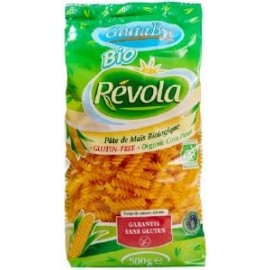 Maisteigwaren Fusilli, Bio, glutenfrei - 500g - Révola - Glutabye