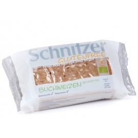 Pain Bio au sarrasin, sans gluten - 250g - Schnitzer
