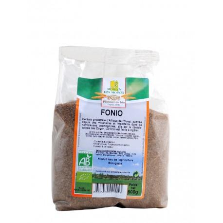 Fonio Bio - 500g - Moulin des Moines