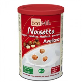 Instant-Pulver Haselnuss - 400g - EcoMil