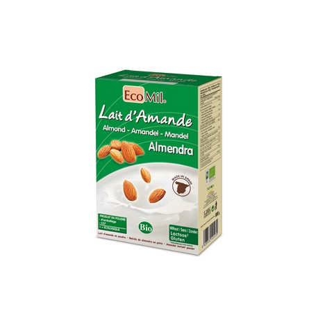 Poudre Amandes instant recharge - 800g - EcoMill