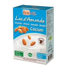 Poudre Amandes calcium instant - 800g - EcoMill