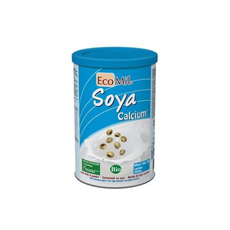 Instant-Pulver Soja Calcium - 400g - EcoMill