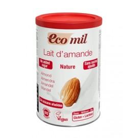 Mandelmilchpulver ohne Zucker - 400g - EcoMill