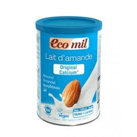 Poudre Amande calcium instant - 400g - EcoMill