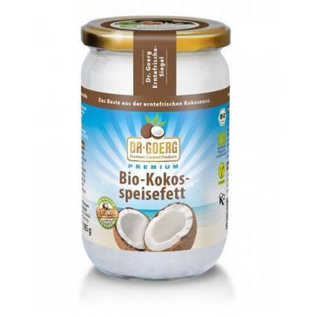 Kokosspeisefett - 200ml - Dr. Goerg