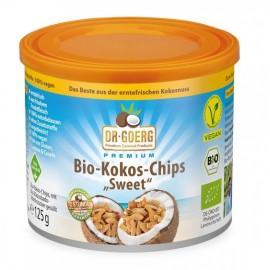 Chips de coco bio - 125g - Dr. Goerg