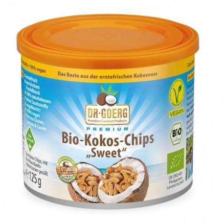 Chips de coco - 125g - Dr. Goerg