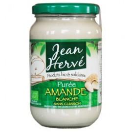 Purée d'amande blanche crue, Bio, - 350g - Jean Hervé