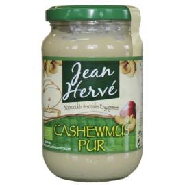 Purée de noix de cajou bio - 350g - Jean Hervé
