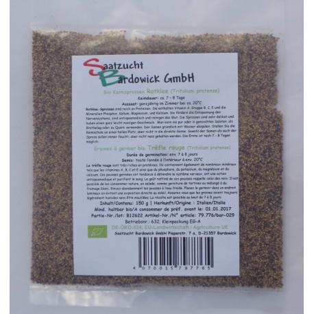 Trèfle rouge, Graines à germer Bio - 150 g - Bardowick