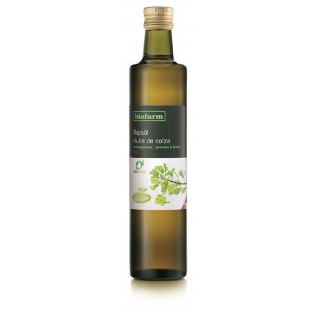 Bio Rapsöl - 500ml - Biofarm