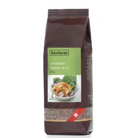 Bio Leinsamen - 350g - Biofarm