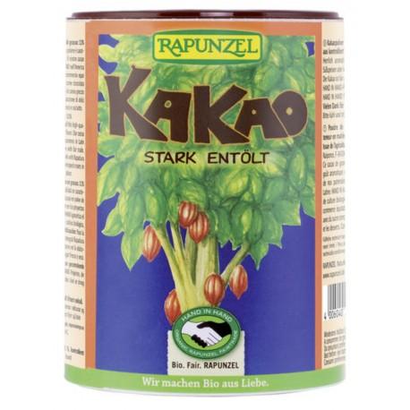 Kakaopulver stark entölt bio - 250g - Rapunzel