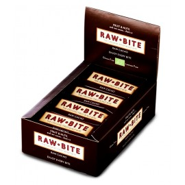 Barre crue cacao, Bio - 12x50g - Raw-Bite