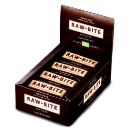 Rohkost Riegel Kakao, Bio - 12x50g - Raw-Bite
