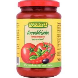 Tomatensauce Arrabiata, Bio - 340g - Rapunzel