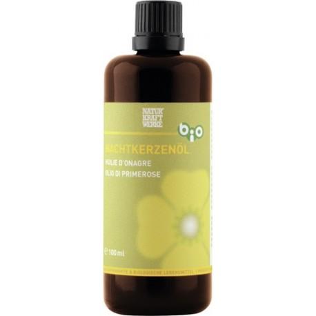 Bio Nachtkerzenöl - 100ml - Naturkraftwerke