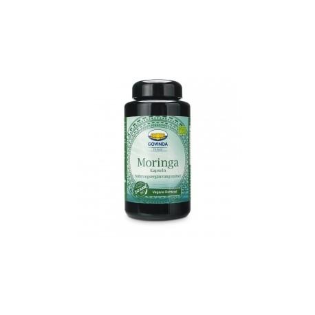 Gélules de moringa bio - 200 capsules - Govinda
