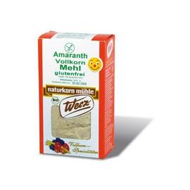 Bio Amaranth-Mehl glutenfrei, bio - 500g - Werz