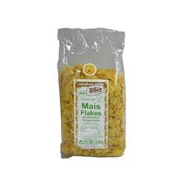 Mais-Flakes glutenfrei ohne Zucker, bio - 250g - Werz
