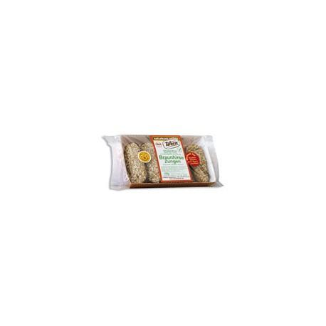 Braunhirse Zungen glutenfrei, bio - 150g - Werz