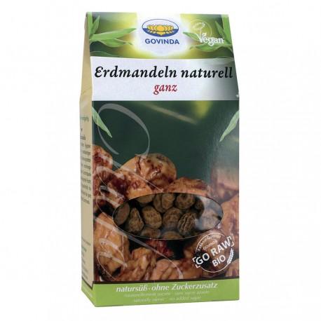 Bio Erdmandeln naturell, ganz - 250g - Govinda