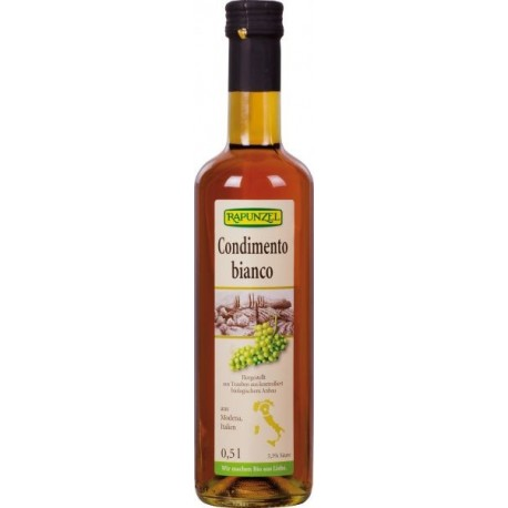 Vinaigre Condimento Bianco, Bio - 0.5l - Rapunzel