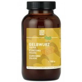 Bio Gelbwurz Pulver - 300g - Naturkraftwerke
