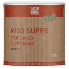 Soupe Miso instant, Bio - 210g - Naturkraftwerke