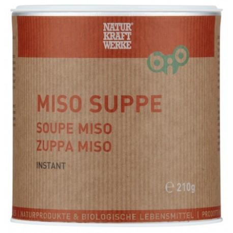 Miso Instant-Suppe, Bio - 210g - Naturkraftwerke