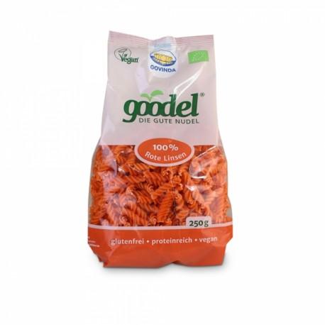 Goodel lentilles rouges, Bio - 250g - Govinda