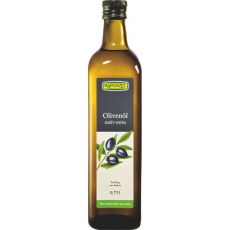 Bio Olivenöl nativ extra - 0.75l - Rapunzel