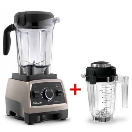 Vitamix Pro 750 + 0.9 Liter Mixbehälter mit Trocken-Schneidmesser