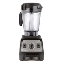 Vitamix Pro 300 Schwarz + 0.9 Liter Mixbehälter mit Trocken-Schneidmesser