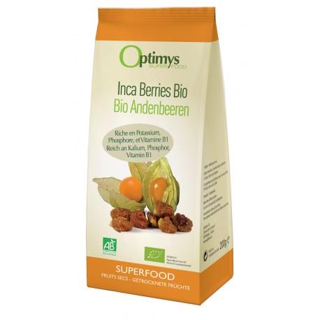 Bio Andenbeeren - 250g - Optimys