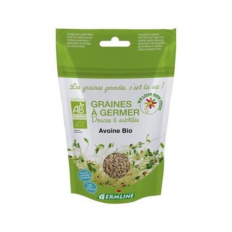 Avoine, Graines à germer, Bio - 200g - Germline