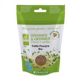 Trèfle pourpre, Graines à germer, Bio - 150g - Germline