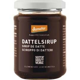Dattelsirup Demeter - 200 ml - Naturkraftwerke