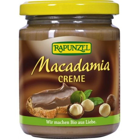 Bio Macadamia Creme - 250g - Rapunzel