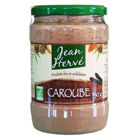 Poudre de caroube Bio - 330g - Jean Hervé